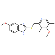 供应用于的奥美拉唑硫醚图片