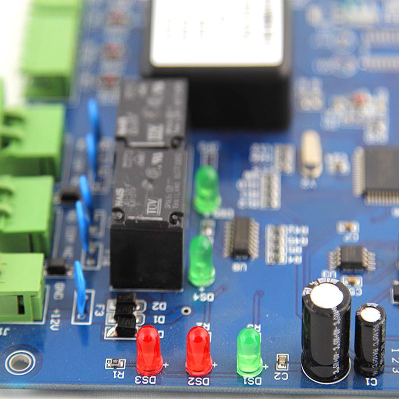 供应用于电脑的rs485联网门禁四门控制器