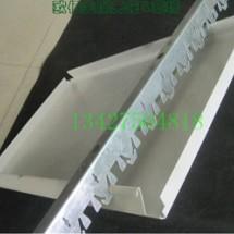 江西铝合金条扣板天花 铝条扣吊顶天花板价格 条形铝扣板厂家
