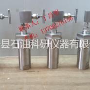 石油科研仪器/高温反应釜图片