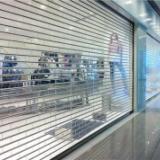 供应郑州水晶卷帘门厂家,水晶卷帘门电机、遥控器,郑州水晶卷帘门价格