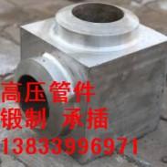 DN15方形锻制弯头图片
