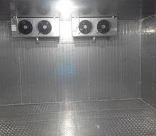 供应用于保鲜的小型冷库