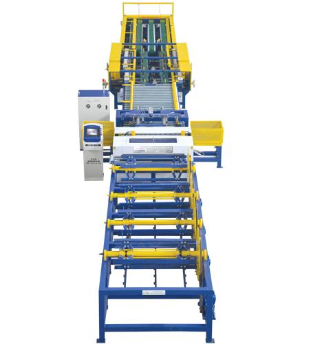 供应广西全自动风管生产线超级五线 等离子切割机 共板法兰机