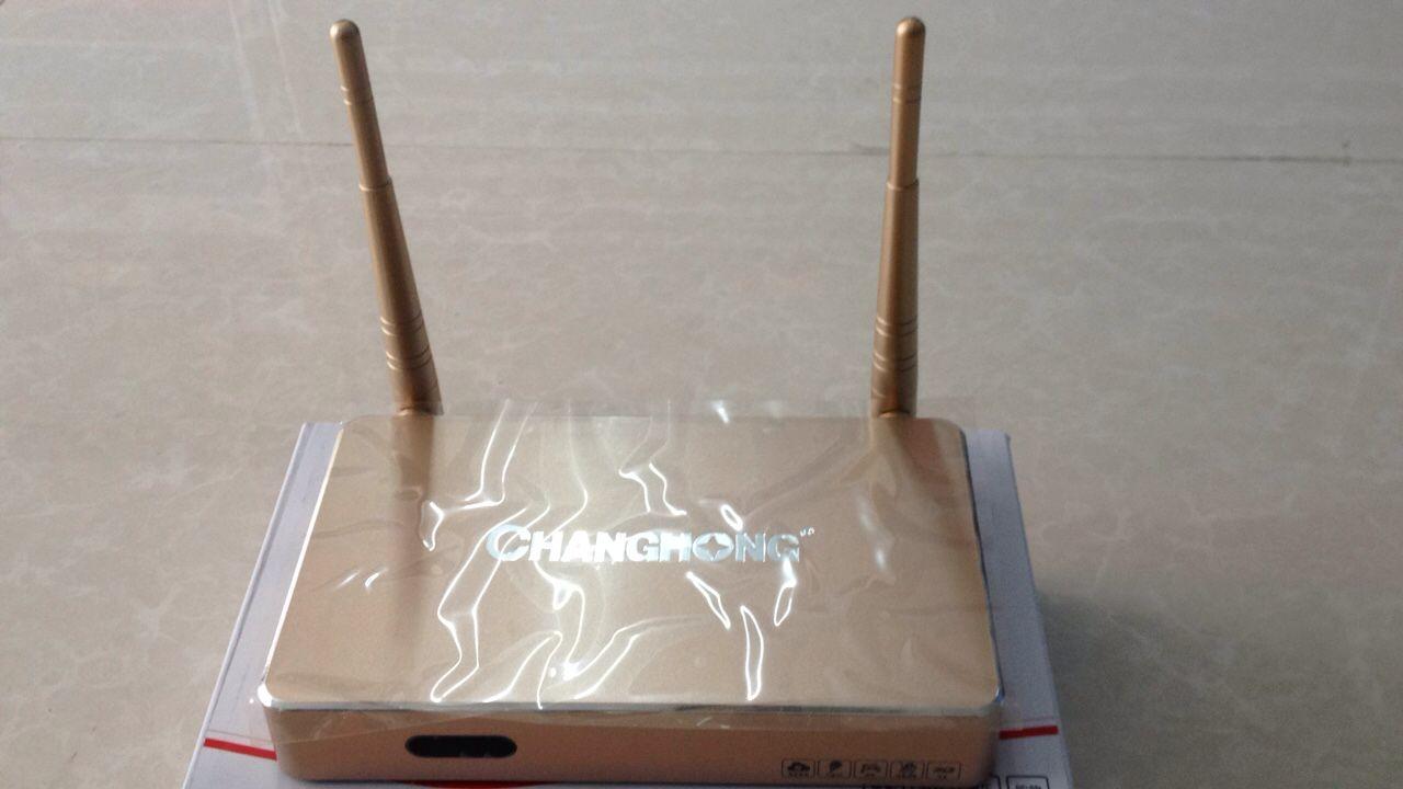 长虹网络机顶盒路由器交换机唱戏机价格