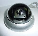 供应用于高清的半球数字网络摄像机