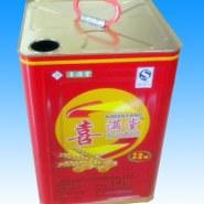 18L餐饮油铁桶 铁制食用油罐图片