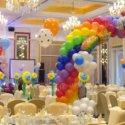 气球造型/成都气球装饰/飘空气球图片