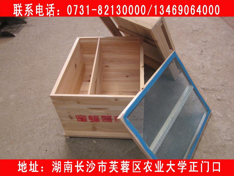 供应用于的大量批发长沙中蜂蜂箱 杉木蜂箱 优质标准意蜂箱 全烘干杉木七框蜂箱 十框蜂箱