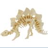 东莞木质恐龙拼图模型玩具图片