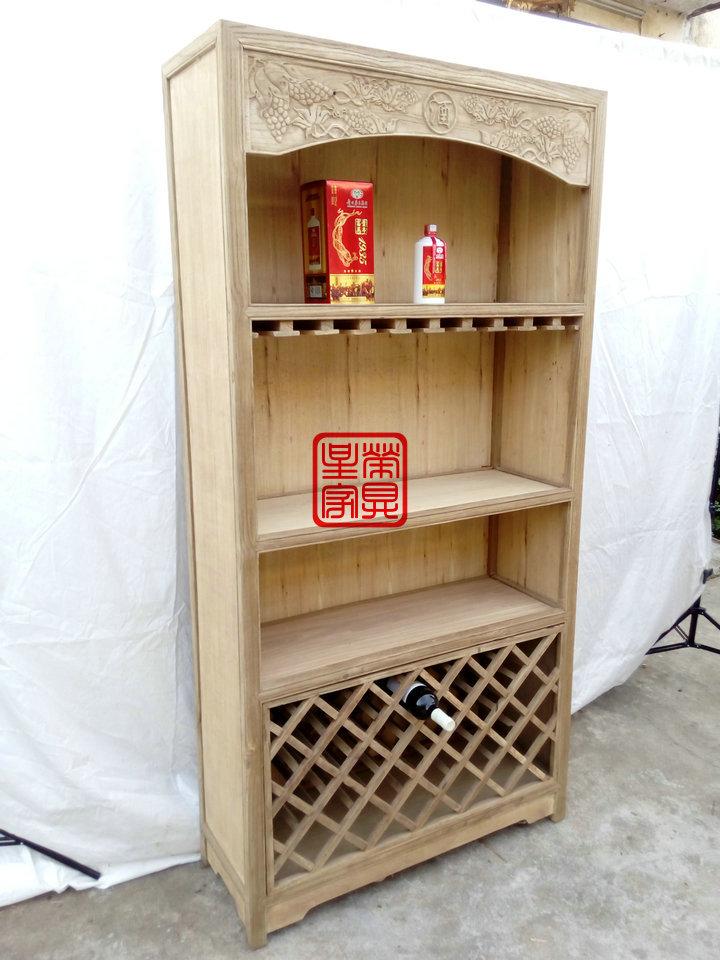供应中山老榆木酒柜 老榆木柜子 老榆木家具 老榆木家具价格