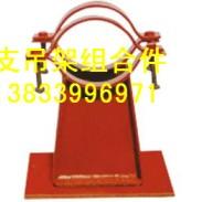 A6重型双螺栓管夹图片