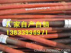 供应用于管道支撑的L2左右螺纹吊杆 组合式弹簧支吊架 风机支吊架生产厂家