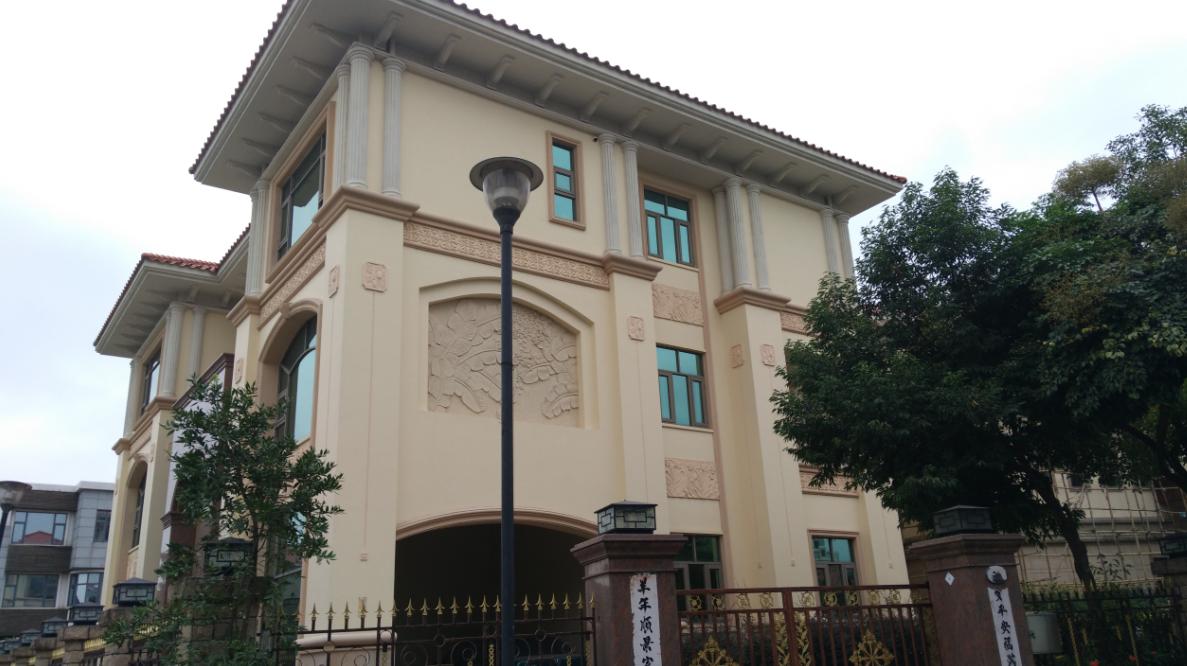 外墙油漆装饰就选东莞骏美grc厂家专业承接建筑装饰和别墅翻新工程