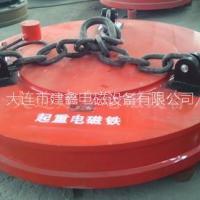 供应用于吊废钢用的标准型吊废钢用起重电磁铁