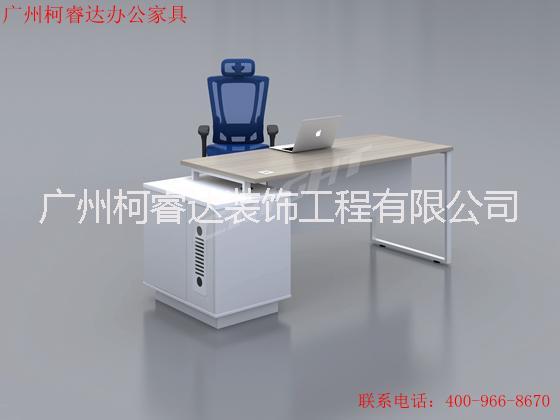 供应板式钢木办公桌板式写字台