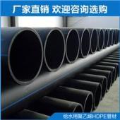 益华管道供应HDPE给水管|耐腐蚀、耐低温、断裂韧性、柔韧性强