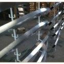 木纹铝方管厂家图片