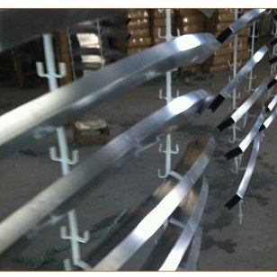 3.0焊接弧形铝方通价格图片