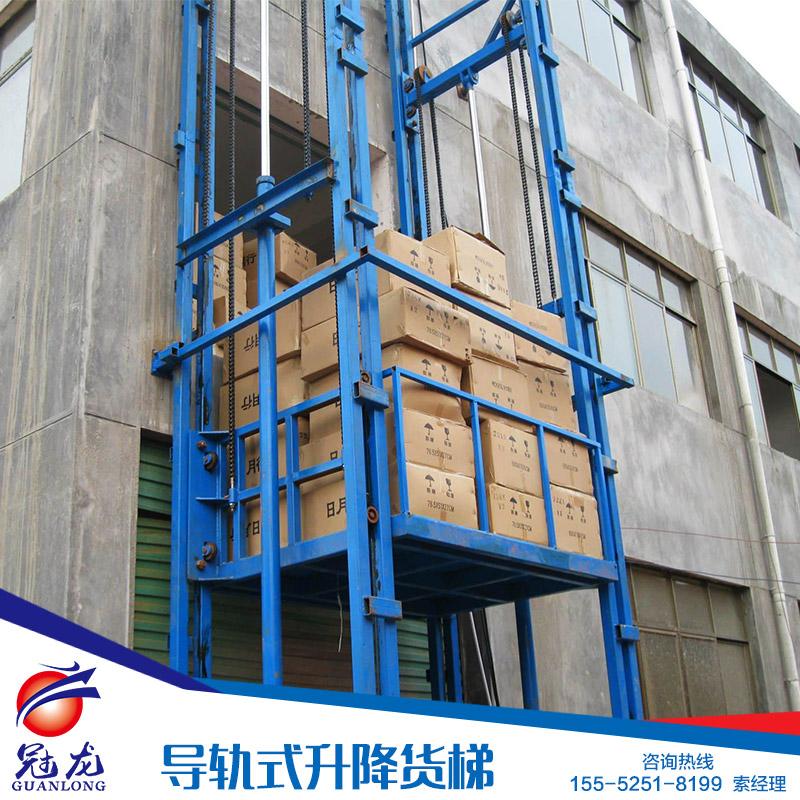 供应用于导轨式升降|货梯的物料升降机