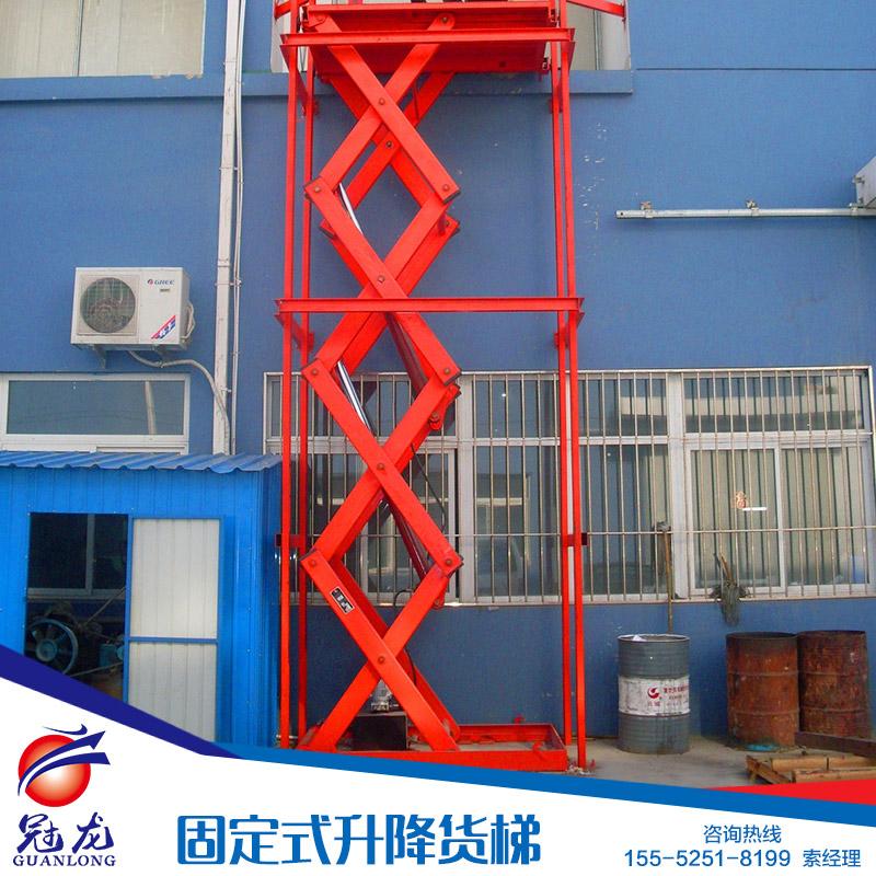 供应用于导轨式升降 货梯的望城区塘库货梯