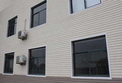 供应用于外墙防水的PVC外墙装饰板
