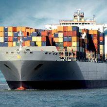 供应服装布料台湾到俄罗斯乌法马加丹陆运双清物流运输图片