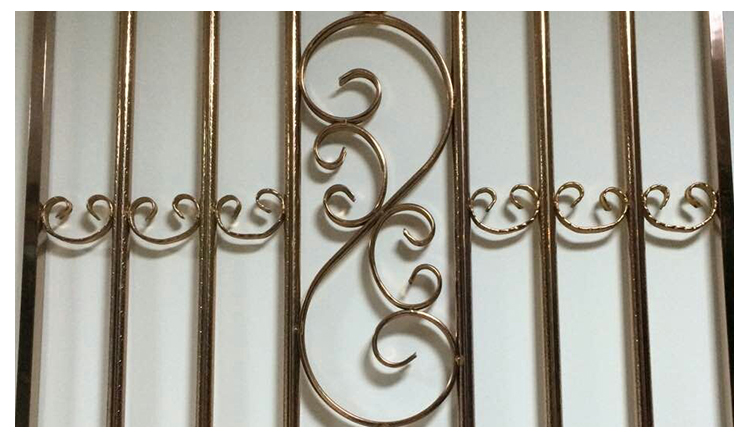 供应中山6米彩色不锈钢管 304不锈钢彩色管 不锈钢黄钛金圆管厂家报价