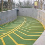 南京车库防滑车道,坡道防滑地面图片