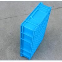 江苏塑料周转箱小八格箱生产厂家