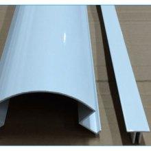 赣州加油站铝圆角厂家 专业生产防风铝条扣板/R60铝圆角 广京欧佰铝圆角型材价格批发