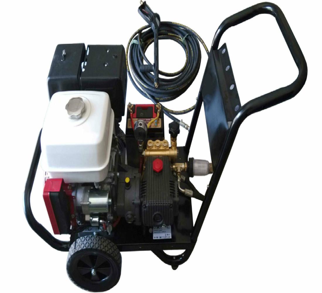 供应汽油机高压水疏通机管道清洗机