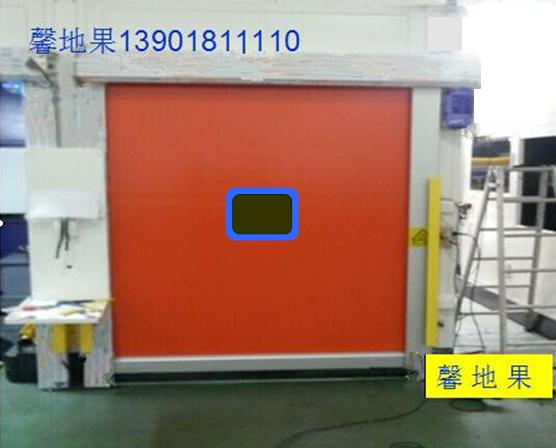 供应馨地果弧光防护门、焊接站防弧光门、防弧光软门,软门帘,防弧光卷门,安全防护围栏
