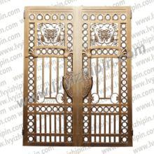供应用于铸铝花的铝艺大门 别墅栏杆 铝艺扶手