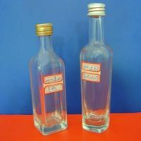 用于食用油包装的50ml橄榄油方瓶茶油瓶
