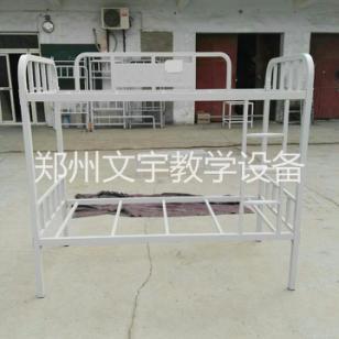 郑州上下铺0.9米宽高架床图片
