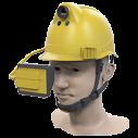 供应Q2头盔式电力设备红外热成像巡检