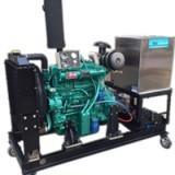 供应大型柴油机高压水疏通机一米以下管高道疏通清洗机