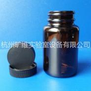 200ML棕色玻璃广口试剂瓶图片