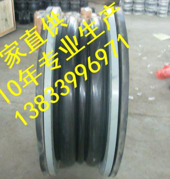 供应用于建筑的河源丁晴橡胶软接头DN350PN1.6MPA KXT橡胶软接头价格
