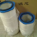 供应用于涂装设备|静电喷涂设备|喷粉回收的快拆式喷塑滤芯/国内滤芯生产厂家