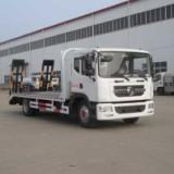 供应东风排半平板运输车CLW5165TPB4程力威平板运输车