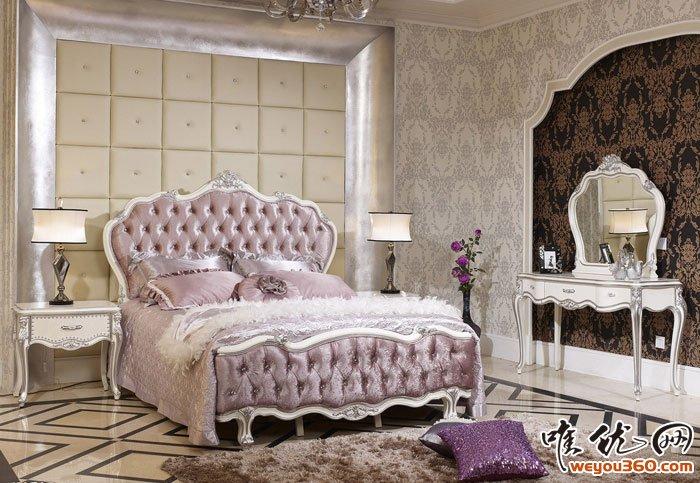 欧式软体床家具用品价格