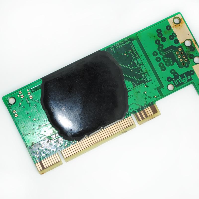 机硅导热灌封胶供应商                供应736黑色电路板保密涂覆胶