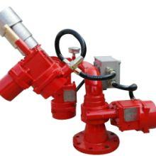 供应用于灭火的防爆电动消防水炮