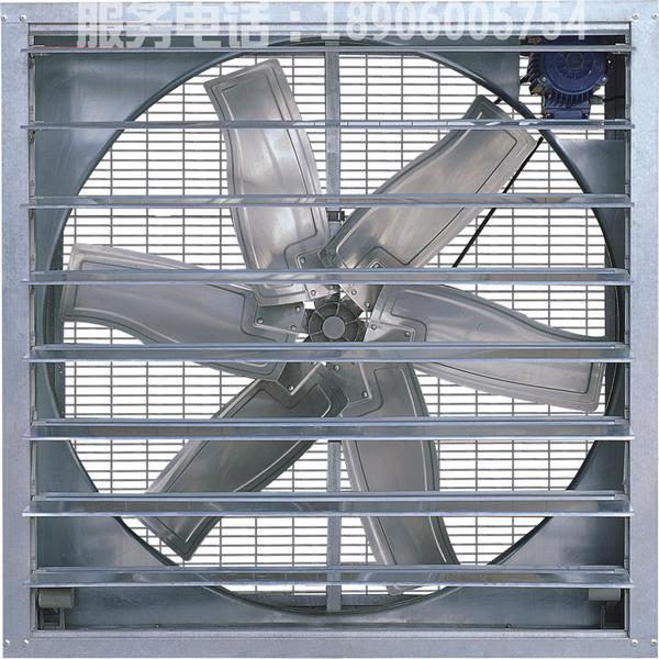 厦门负压风机铁皮轴流风机工业风机排气扇大风扇