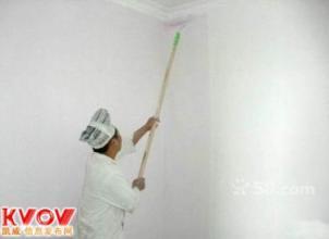 杭州刷涂料电话