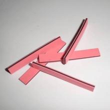 供应浙江硅胶导电条生产供应商 双面发泡斑马条 YP导电条 导电斑马条 硅胶按键 透明夹层导电胶 导电橡胶 斑马条图片