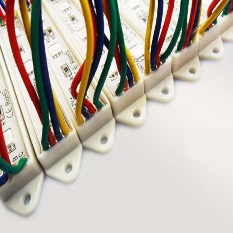 供应用于5050的LED模组防水注塑模组