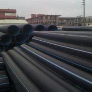 哈尔滨HDPE管道、钢带管出厂价图片